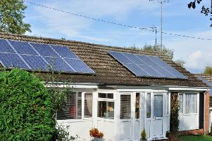 Scotland's solar power industry could grow significantly in the coming years (Photo: Shutterstock)