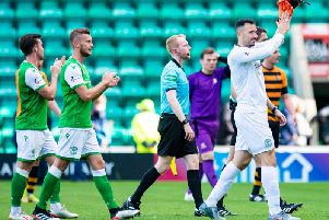 Hibs beat Alloa 2-0 on Saturday but were far from convincing.