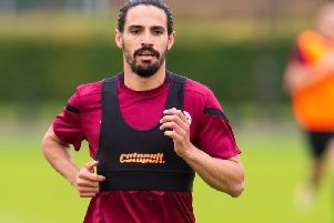 Ryan Edwards is set to swap Hearts for Burton Albion