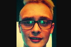 Brandon Largue has been reported missing. Picture: Police Scotland