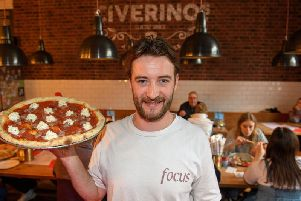 The two food trucks will sell food outside Civerinos and Spatch in Hunter Square