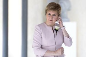 Nicola Sturgeon has teamed up with her Welsh counterpart, Mark Drakeford, to issue a warning to the prime minister over leaving the EU without a deal. Picture: PA