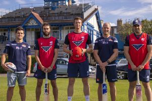 Edinburgh Rugby in charity tie against Scotland cricket