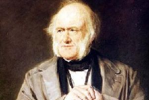 Sir Charles Lyell was a close mentor to Darwin after he returned from his voyage on the Beagle.
