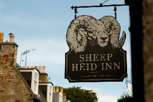 The historic Sheep Heid Inn in Edinburgh is one of the group's many pubs. Picture: Scott Louden