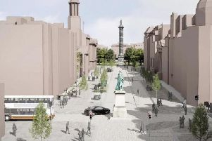 20 million package to improve Edinburgh's George Street for cyclists and pedestrians