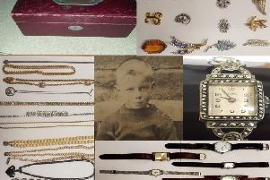 Police are trying to trace the rightful owners of the jewellery