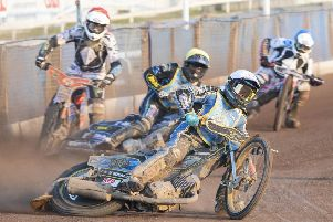 Justin Sedgmen had his say on his Monarchs departure. Pic: Ron MacNeill