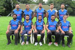 Edinburgh cricket captain Umair Farooq in tribute to his title winners