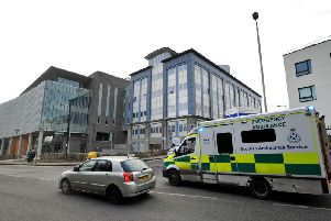 The critical care unit at the Western General has the worst delayed discharge rate in Scotland.