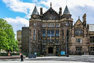 The Edinburgh University Students Union (EUSA) operate a number of venues including Teviot Row House, pictured