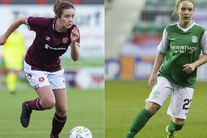 'We'll have to be at our best' – Hearts and Hibs Ladies have their say on Scottish Cup clash