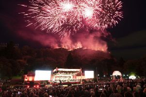 50 pairs of tickets to spectacular Edinburgh fireworks display to be won - here's how you can bag a pair