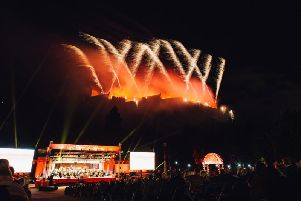 Everything you need to know about tonight's Edinburgh International Festival fireworks spectacular