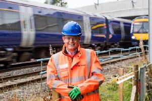 ScotRail managing director Alex Hynes. Picture: ScotRail