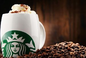 Starbucks has brought its famous autumnal drink back to stores