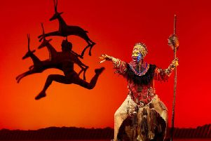 The Lion King stage show will have an extended run at the Edinburgh Playhouse.