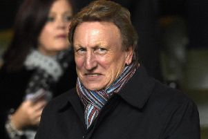 Neil Warnock is the current manager of Cardiff City