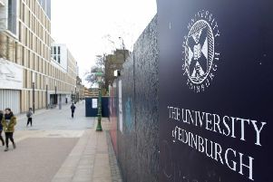 The University of Edinburgh fell to its lowest position in five years, yet still retained its place as Scotland's highest ranking university in the guide.