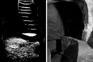 An epic movie about tribal Iron Age Britain is going to be filmed in Gilmerton Cove