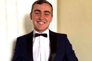 Patrick Smith died after falling out the window at a house party