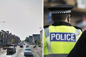 Police say they are concerned about a rise in large groups of youths causing disorder in Linlithgow town centre. Pic: Police Scotland/Google Maps