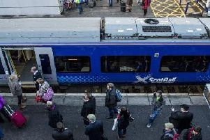 ScotRail said no replacement driver was available to cover for the error. Picture: Ian Georgeson