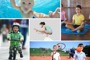 There are plenty of clubs to join in Edinburgh for families.