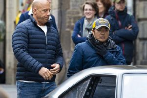 Filming for Fast and Furious 9 continues today