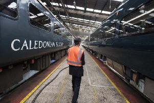 Caledonian Sleeper staff are now due to go on strike.