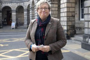 Joanna Cherry and fellow parliamentarians won the case at the Court of Session