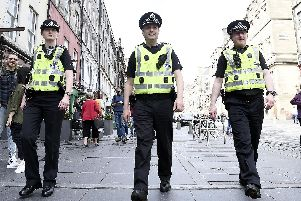 Original Edinburgh could pay for their own community police officer