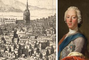 The Jacobites caused government dragoons to flee on the outskirts of Edinburgh on this day in 1745. PIC: Creative Commons.