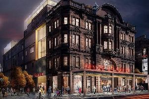 The theatrewill be launching a public funding campaign next year.