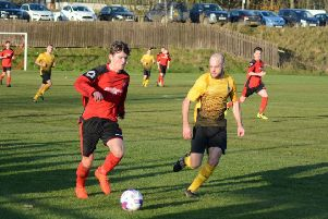 Last minute winner sees Ellon lose out to Hermes