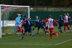 Formartine's win over Forfar landed them another home tie against Cove Rangers