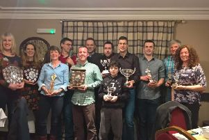 Ythan Cycle Club hosts its annual prize-giving