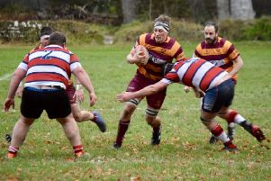 The sides met back in December when Moray won 29-17 to hand Ellon their first defeat of the season