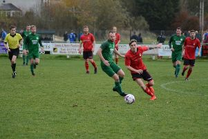 League leaders Roselea leave with three points