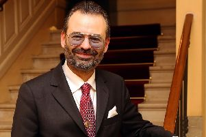 Award-winning musician Rossano Sportiello will visit the north east next weekend