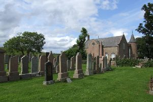 The one hectare site at Cruden Parish Church will provide an additional 1,717 lairs