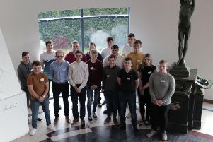Score Group apprentices from both the Peterhead headquarters and Cowdenbeath facility competed representing Peterhead Engineers Development Limited (PEDL) and Fife College respectively.