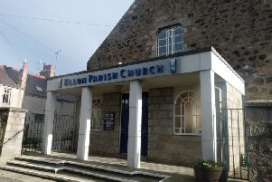 The concert will be held in Ellon Parish Church