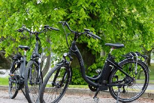 Try out an E-Bike at the special taster sesson next weekend