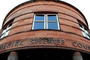 Falkirk woman caught with class A drug stash avoids jail