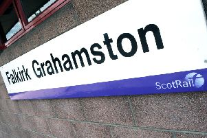 Vehicle hits rail bridge as train delays hit Falkirk passengers