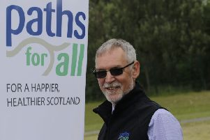 Ian Findlay, Paths for All