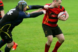Stags 2XV. Picture James Clare.