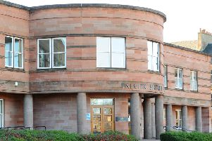 Bo'ness ASBO breacher who broke crockery and threw item given jail term