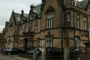 Bo'ness brute jailed after throwing bleach on pregnant girlfriend
